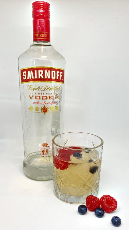 Zzinga and vodka